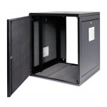 Orion 6u 600 X 600mm Wall Box Black