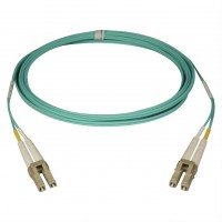 Leader Om3 5m Mtrj-lc Duplex Patch Lead